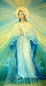 Panna Maria Neposkvrněná čistota